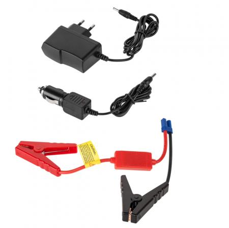 Power bank Jump starter Rebel Tools cu functie de pornire baterie auto [5]