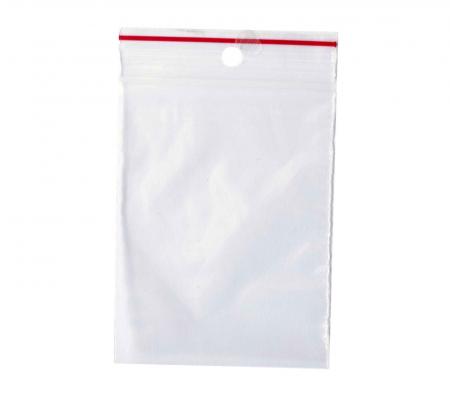 Pungi cu Fermoar, 100 bucati, transparente cu sistem de resigilare ziplock, 150 x200 mm [1]