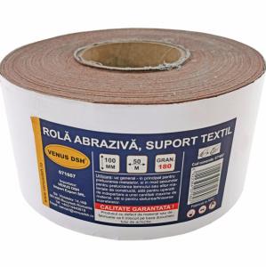 Rola abraziva, suport textil, 180 (100 mm x 50 m) [0]