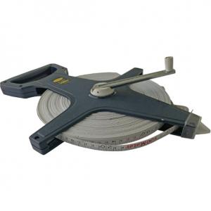 Ruleta banda fibra, maner SSPJ - 100 M X 12,5 MM [1]