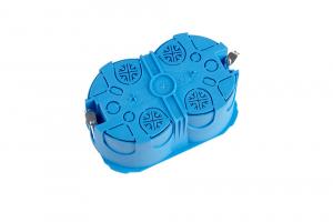 Set 10 doze aparat pentru gips carton 3 module, ignifugate 850°C, halogen free [2]