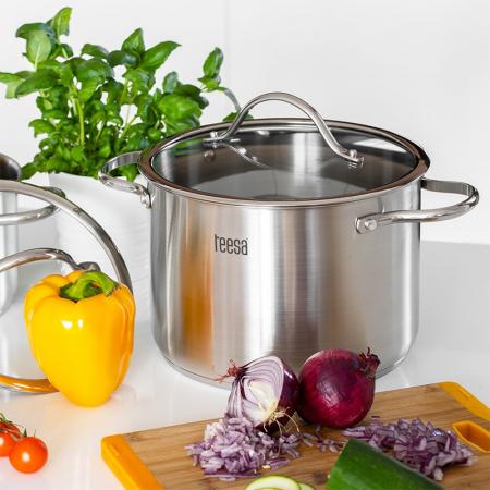 Set 3 oale inox 18/10 Teesa Cook Expert Master [8]