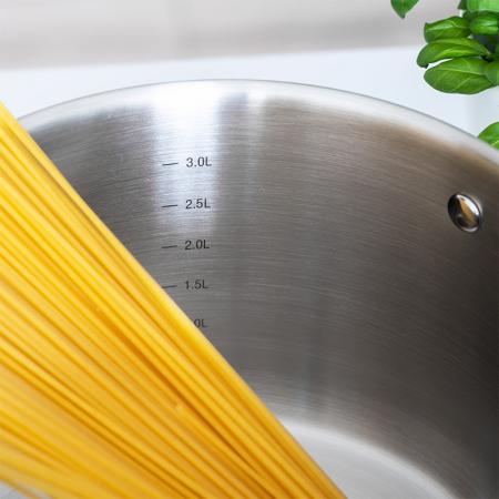 Set 3 oale inox 18/10 Teesa Cook Expert Master [10]