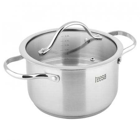 Set 3 oale inox 18/10 Teesa Cook Expert Master [5]