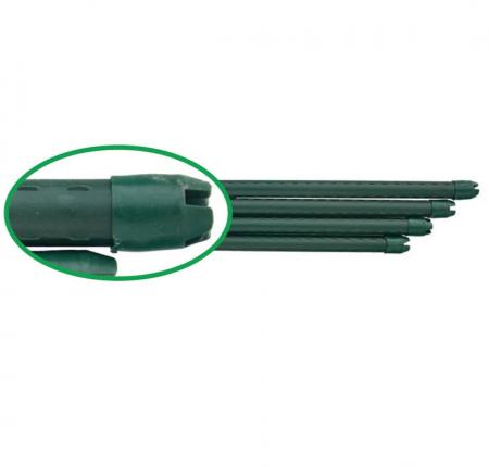 Suport (arac) pentru plante Strend Pro Garden SB 11/2100 mm, verde, plastic [1]