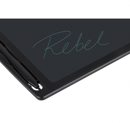 Tableta grafica 8.5 inch cu stylus Rebel, Monocrom [2]