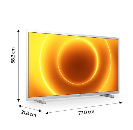 Televizor Philips 43PFS5525/12, 108 cm, Full HD, LED, Clasa A+ [3]