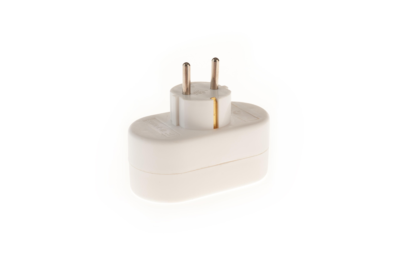 Triplu stecker suko alb tip b [0]