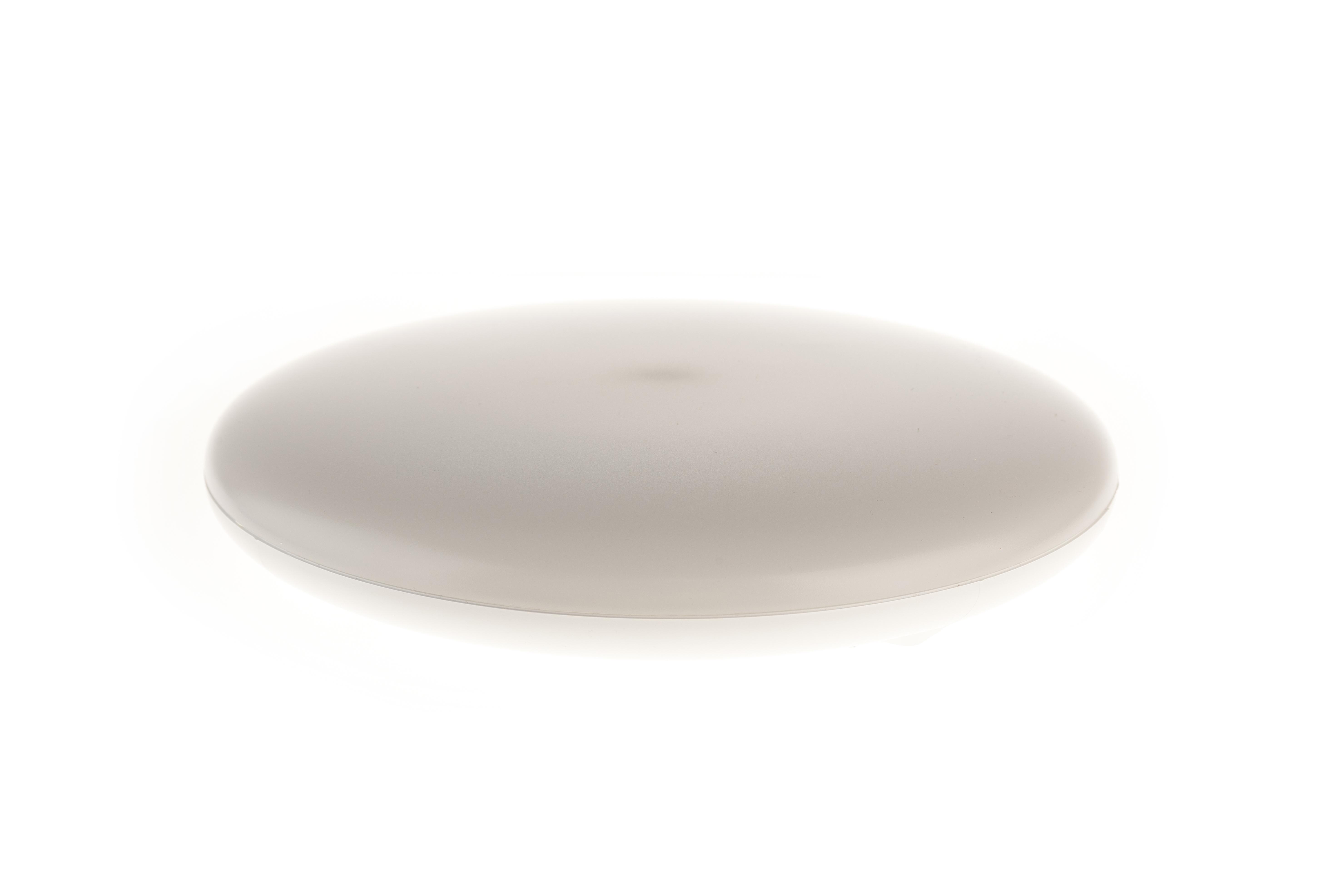 Plafoniera rotunda cu led pentru bai si bucatarii18 w,1250lm , lumina neutra (lumina zilei) [0]