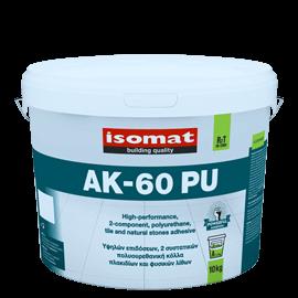 Adeziv Poliuretanic Bicomponent, Hidroizolant, AK-60 PU, Alb, 10 kg [0]