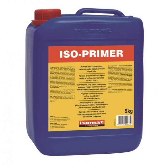 Amorsa pentru Membranele Hidroizolante Lichide Elastomerice ISO-PRIMER [0]