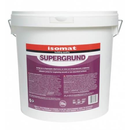 Amorsa de Aderenta Pentru Realizarea Rugozitatii Suportului Supergrund, 5 kg [1]