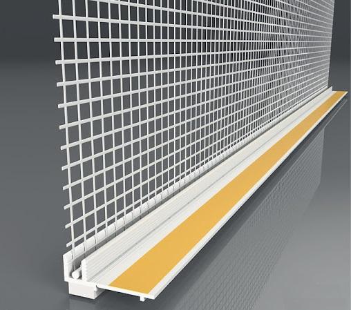 Anputzleiste NH - Profil Conexiune Tamplarie, 2.4 m [0]