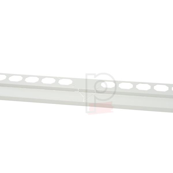 BalkoneckWinkel weib - Element Picurator Balcon Alb Coltar 1x1m, (2m) [0]
