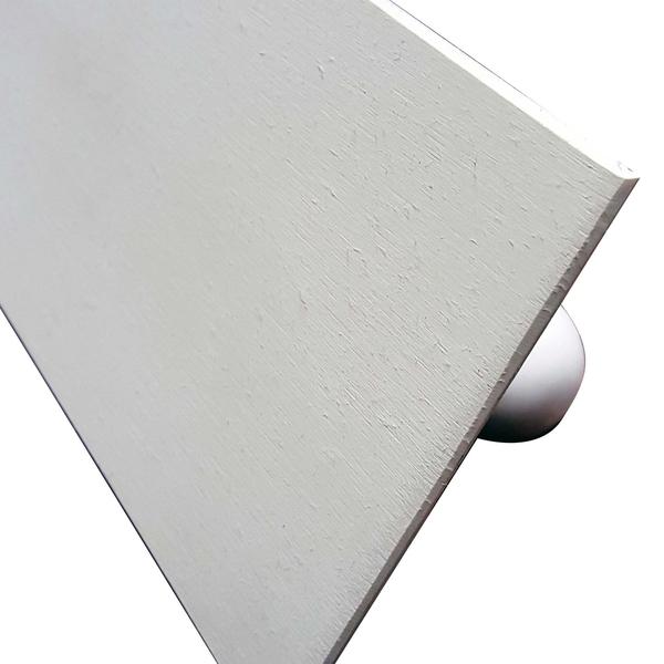 Drisca Plastic cu Maner Deschis din PVC pentru Finisaje Tencuieli Decorative 817/PB, 280 x 130 x 2.5 mm [1]