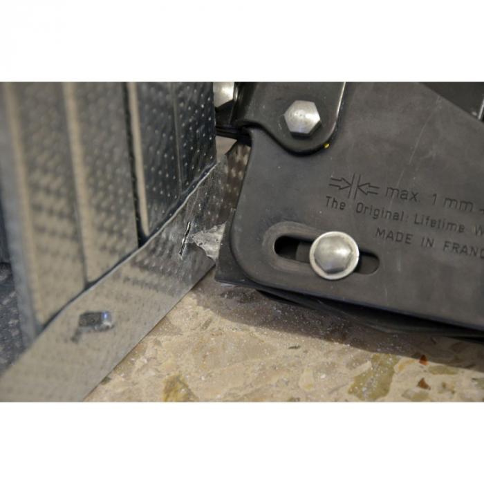 EDMA PROFIL Cleste ptr Sertizat Profile Metalice de Gips Carton, 1+1mm [3]