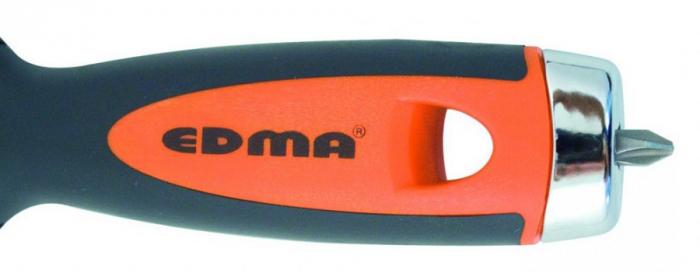 EDMA Spaclu din Inox 150mm ptr Gips Carton 2