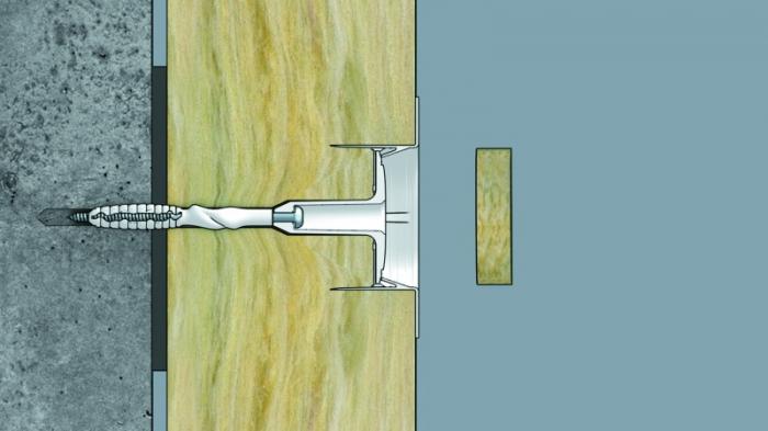ejotherm VT 2G Piesa de Montaj Ingropat al Fixarilor prin Infiletare 4