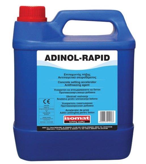 Accelerator de Priza - Agent Contra Inghetului Pentru Beton Adinol-Rapid 0