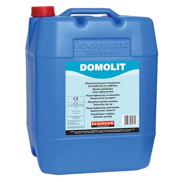 isomat DOMOLIT, Plastifiant Pentru Mortare - inlocuitor de Var, 5kg [0]