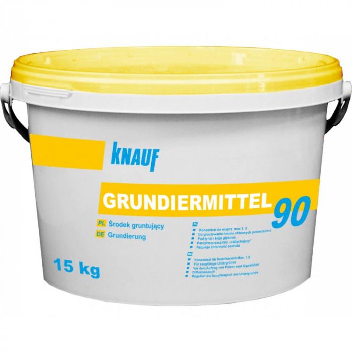 Knauf GrundierMittel Amorsa pentru Suport Absorbant, 15kg [0]