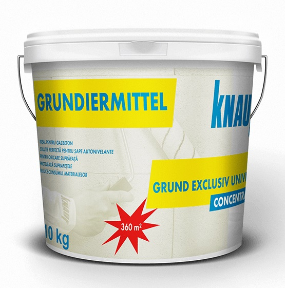 Knauf GrundierMittel Amorsa pentru Suport Absorbant, 10kg 0