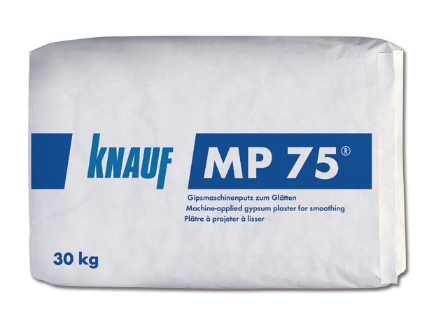 Knauf MP75 Tencuiala Ipsos, 30kg 0