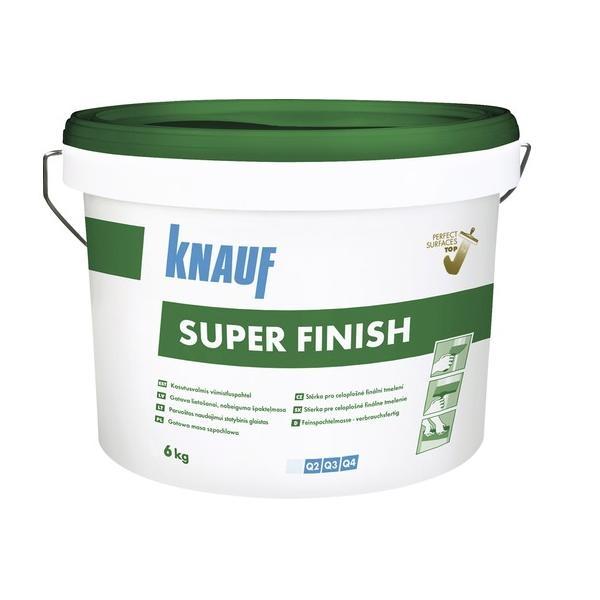 Knauf SuperFinish Glet Gata Preparat, 6 kg 0