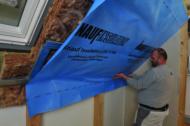 Bariera de Vapori Activa Homeseal LDS 5 Silk, 1.5 x 50 m, 75 mp/rola [2]