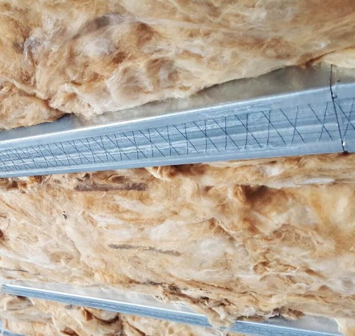 KnaufInsulation Homeseal LDS Solifit-2, 35mm, 40m/rola - Banda Dublu Adeziva 1