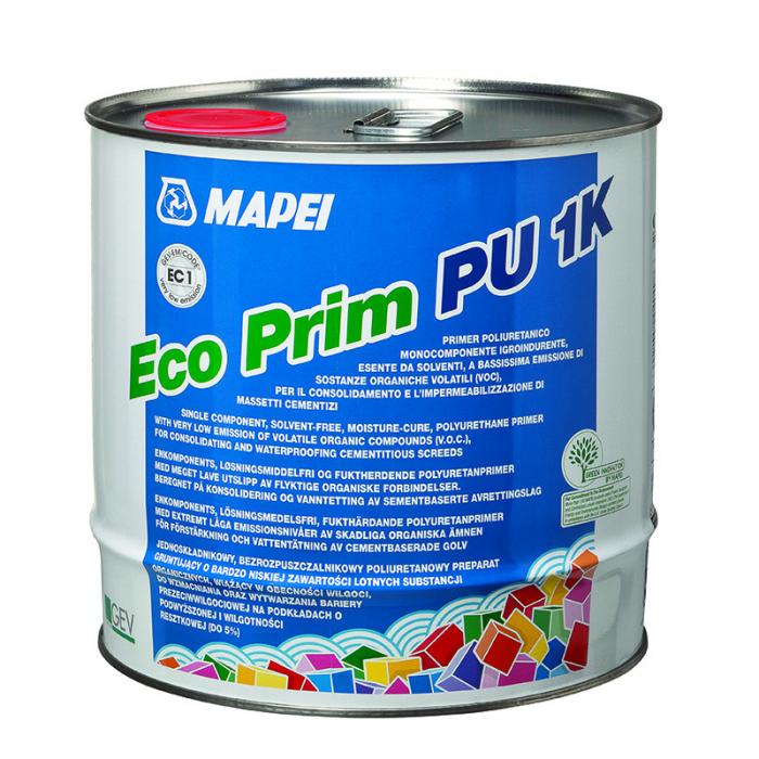 Mapei Eco Prim PU 1K Rasina Poliuretanica Bariera de Vapori, 10kg 0