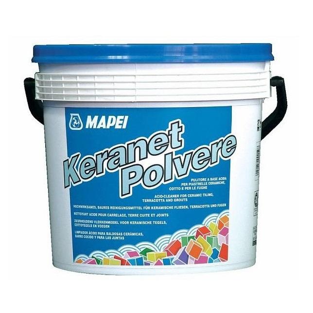 Mapei Keranet Polvere Detergent Acid de Concentratie 100% 0