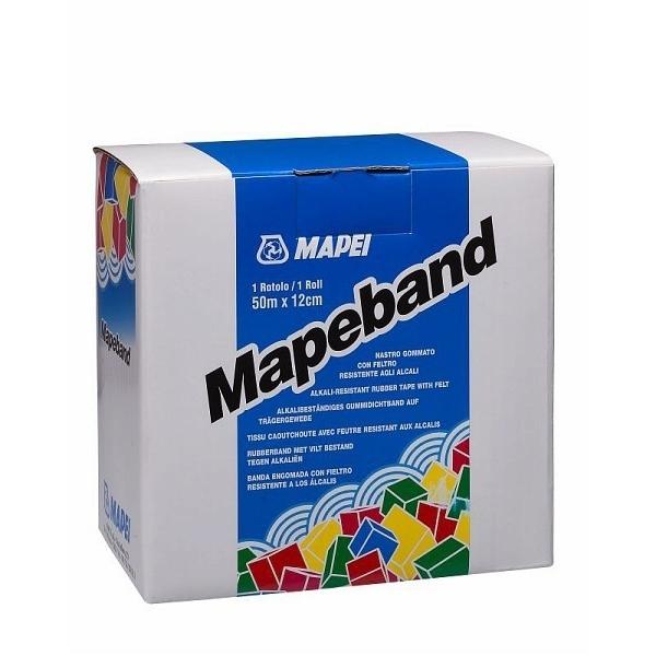 Mapei Mapeband Banda Cauciucata cu Impaslitura 1