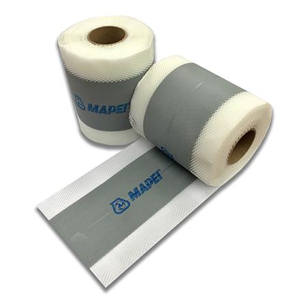 Mapei Mapeband PE120 Banda Elastica din PVC 0