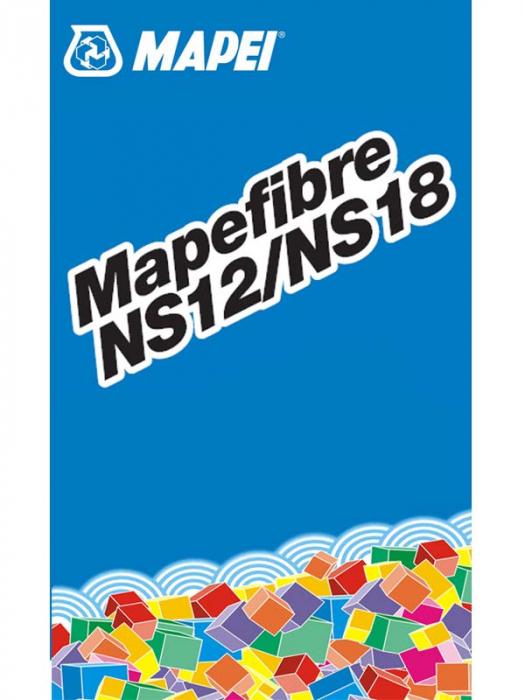 Mapei MapeFibre NS12/NS18 Fibre pp ptr Betoane si Sape, 600g 1
