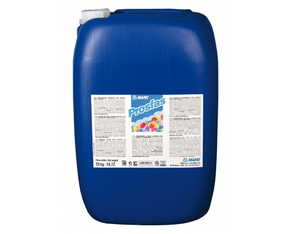 Mapei Prosfas Solutie pentru Intarire si Consolidare Sape de Ciment, 25kg 0