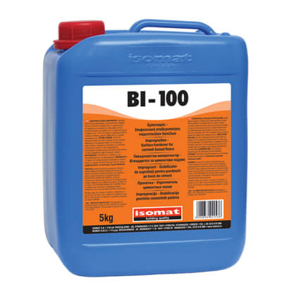 Impregnant si Stabilizator de Suprafata Pentru Pardoseli BI-100, 5 kg [0]