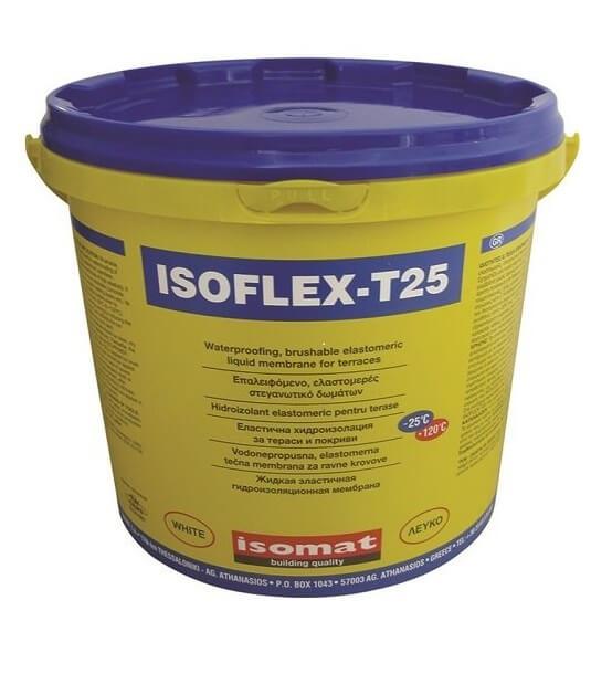 Membrana Hidroizolanta Lichida Elastomerica pentru Terase, ISOFLEX-T25 [0]