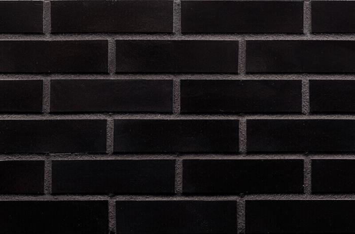 Placaj Ceramic Klinker 17 Onyx Black 250 x 65 x 10 mm [0]