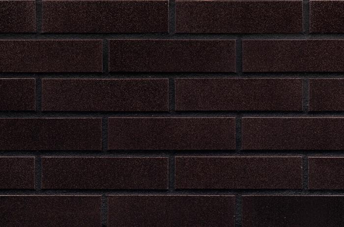 Placaj Ceramic Klinker 02 Brown Glazed / Maro Glazurat 250 x 65 x 10 mm [0]