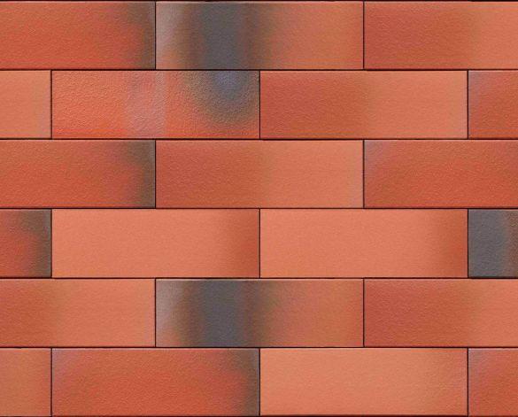 Placaj Ceramic Klinker Armis Hansa Red 215 x 65 x 14 mm [0]