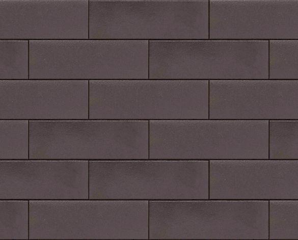 Placaj Ceramic Klinker Armis Night Black 215 x 65 x 9 mm [0]