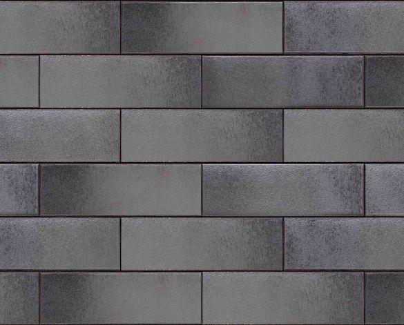 Placaj Ceramic Klinker Armis Smoky Grey 215 x 65 x 9 mm [0]