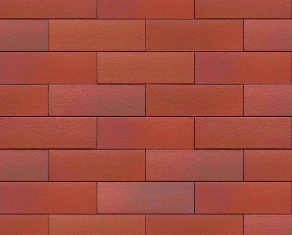 Placaj Ceramic Klinker Armis Cardinal Red 215 x 65 x 9 mm [0]