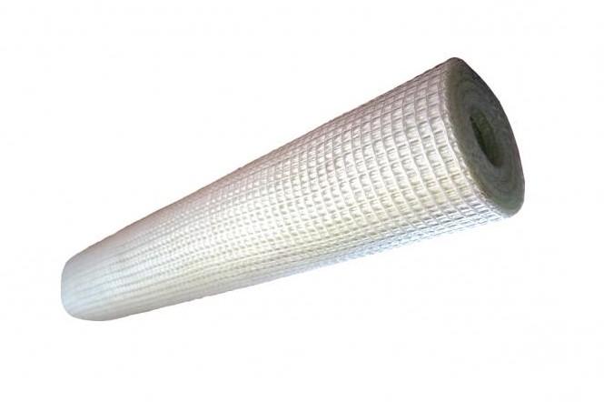 Plasa Fibra Sticla R85 de 110 g/mp pentru Armare Tencuieli, 1x50 m, 50 mp/rola [0]