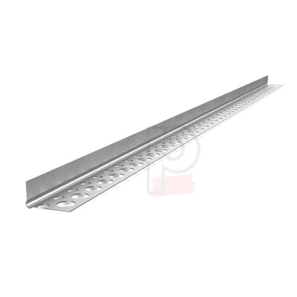 Göppinger Abschlussprofil - Profil Aluminiu pentru Cant Placi Gips-Carton, tip L [0]