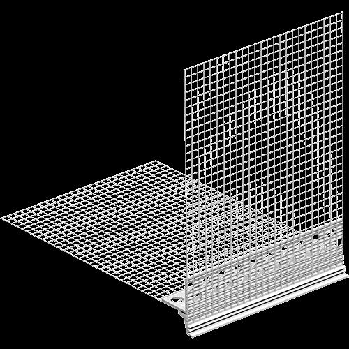 Profil Picurator Cu Lacrimar Ascuns Utilizat la Fereastra, Balcon, Soclu, Pro TKP05, 2m [0]