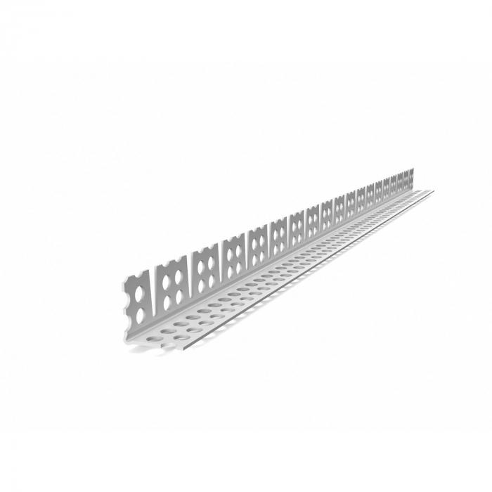 Profil PVC arc protectie muchii 2.5 m [0]