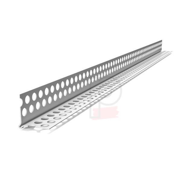 Profil PVC protectie muchii, 23.5 x 23.5 mm, 2.5 m [0]