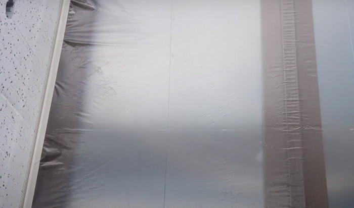 Anputzleiste U - Element de Legatura Usi si Ferestre, 1.6 m 1